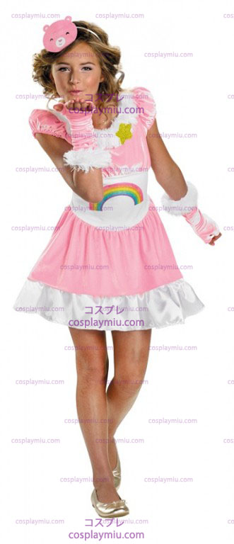 Cheer Bear Child Costume