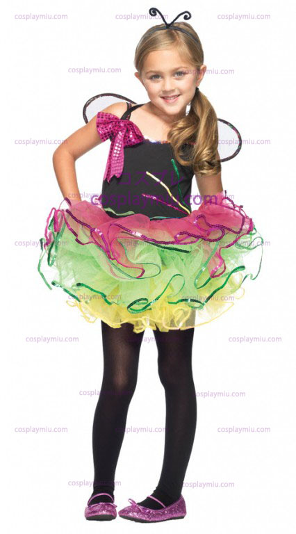 Rainbow Bug Child Costume
