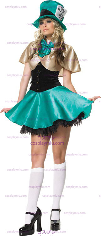 Tea Party Hostess Adult Costume