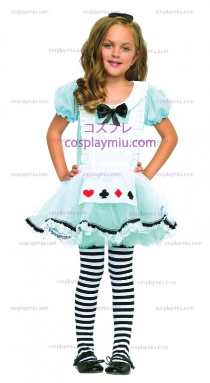 Adorable Alice Child Costume
