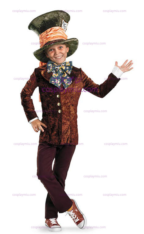 Mad Hatter Child and Toddler Costume
