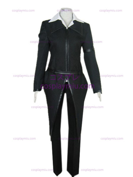 Black Woman Uniform