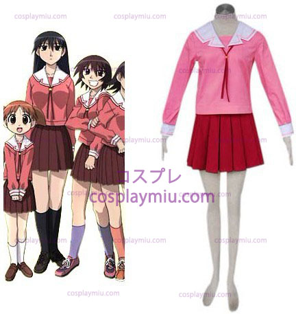 Azumanga Daioh Shool Uniform (vinter) Cosplay Dräkter