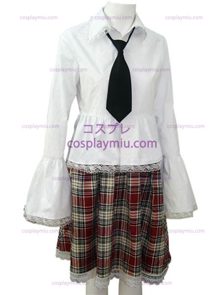Japanese School Cartoon characters Uniform costume