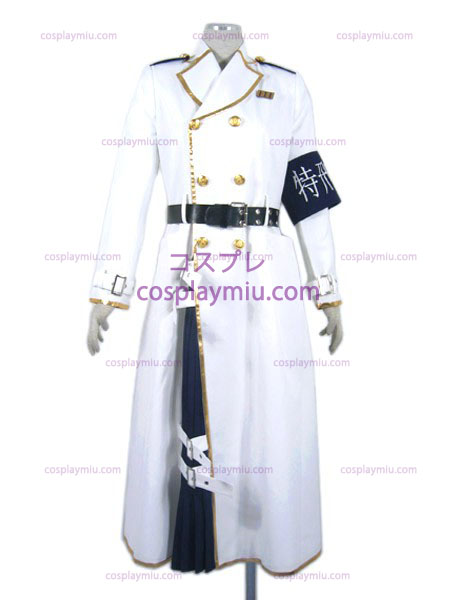 Dolls First Troops Uniform (white)