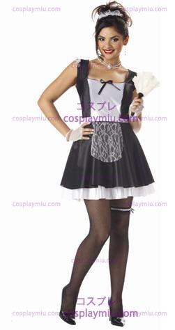 French Maid Adult Costume