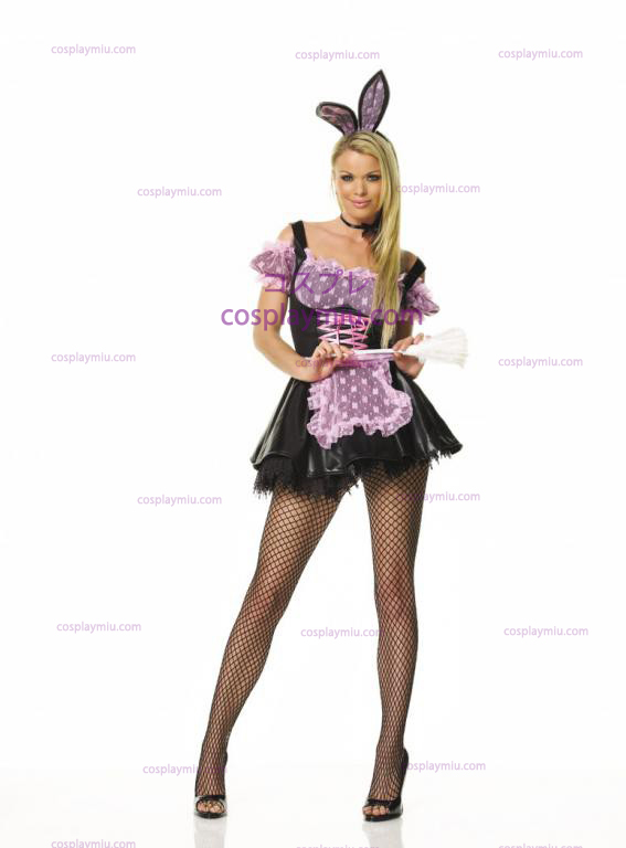 Bunny French Maid Sexy Adult Costume