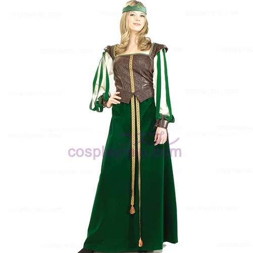 Maid Marion Designer Collection Adult Costume
