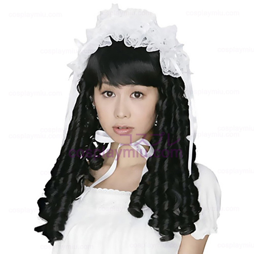 Candy Nero Lolita Adult Wig