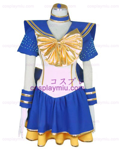 Sailor Moon Sera Myu Sailor Mercury Cosplay Costume