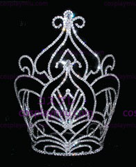 "15177 - Moroccan Court 11"" Crown"