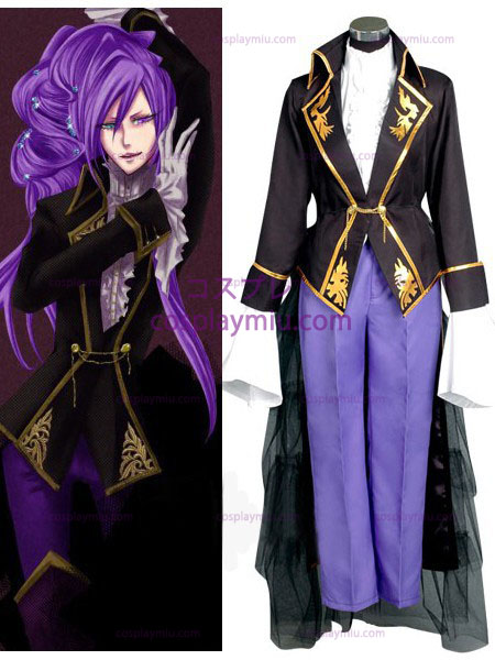 Vocaloid Kamui Gakupo Cosplay Costume Black Edition