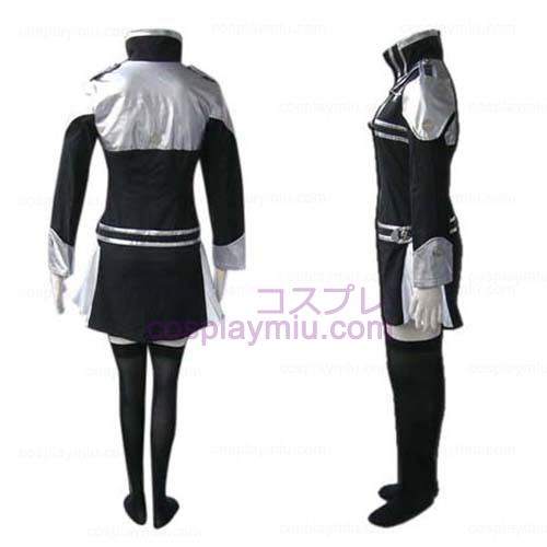 D.Gray Man Lenalee Lee Cosplay Kostym