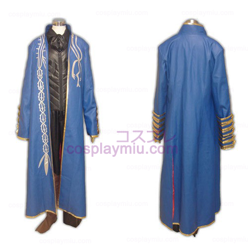 Devil May Cry III Vergil Cosplay Kostym