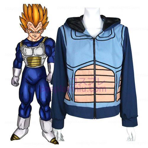 Dragon Ball Z Vegeta Cosplay Kostym