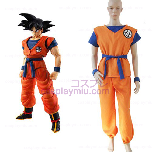 Dragon Ball Cotton Kostym